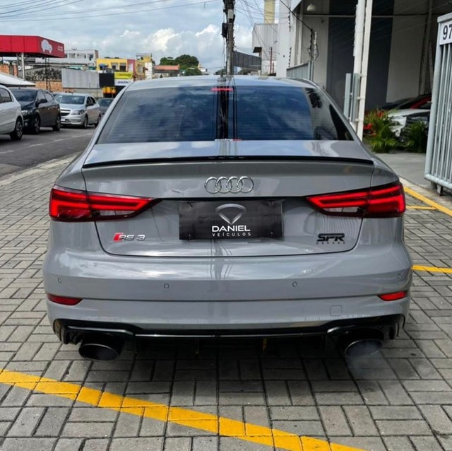 Audi RS3 sedan stage2 2018 E100 530whp - Foto 3