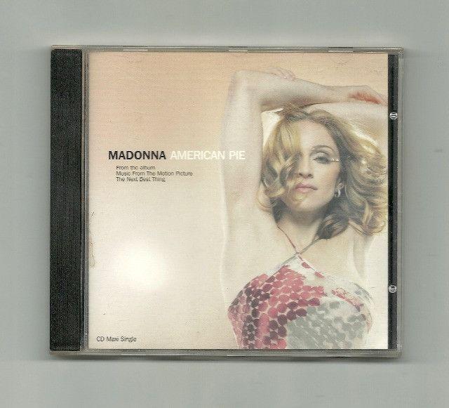 CD -Mix -  Madonna - American Pie