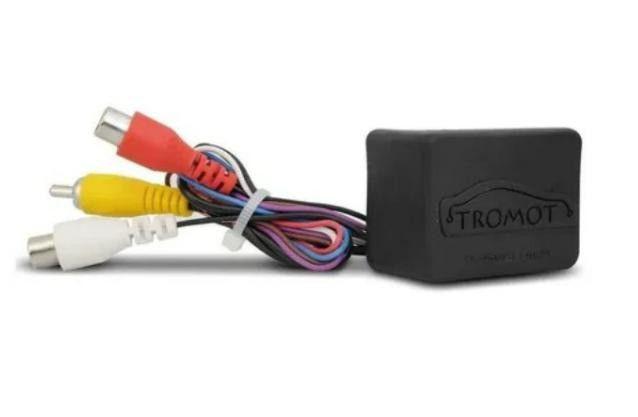 Interface Para Câmera Dianteira E Frontal - Tromot Tpi03