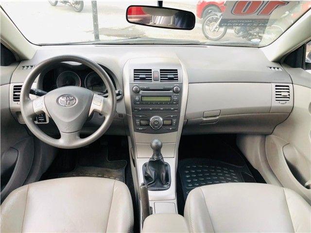 Toyota Corolla 2010 1.8 gli 16v flex 4p manual - Foto 6