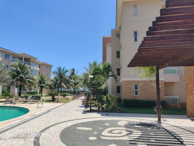 Apartamento para alugueo temporada na praia do Cumbuco  ce a metros do mar com  104 m2 e 3 - Foto 6