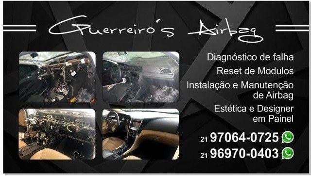 instalação kit airbag