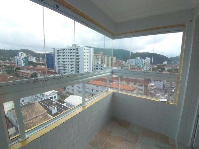 Apartamento à venda com 2 dormitórios em Campo grande, Santos cod:212608 - Foto 11