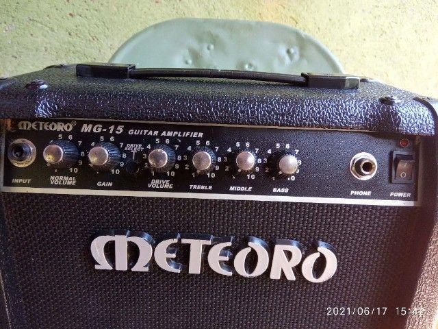 Caixa amplificador para guitarra - Foto 2