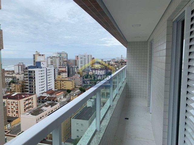 Apartamento 3 dormitórios no Caiçara Praia Grande - Foto 7