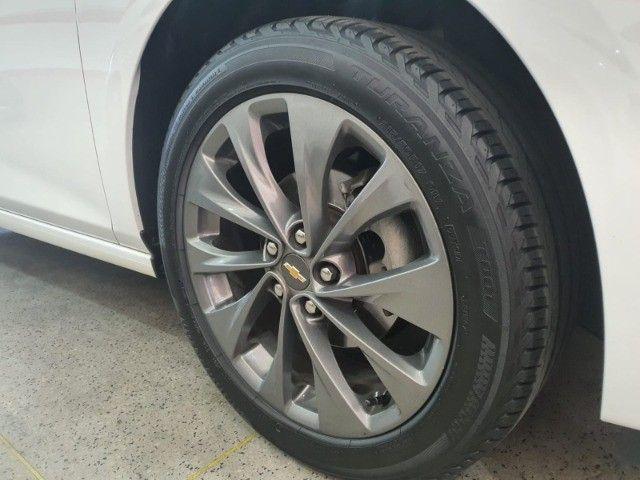 gm/cruze sedan ltz 1.4 turbo,ano 2018,u.dono,top de linha,branco,impecavel, sem detalhes - Foto 14