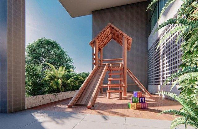 Lançamento Edf Divane Luna - Ponta verde - 3 quartos e financiamento direto com a construt - Foto 6