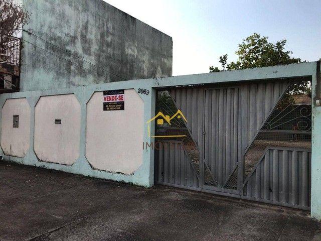 (Vende-se) Terreno com 600 m² por R$ 550.000 - São João Bosco - Porto Velho/RO