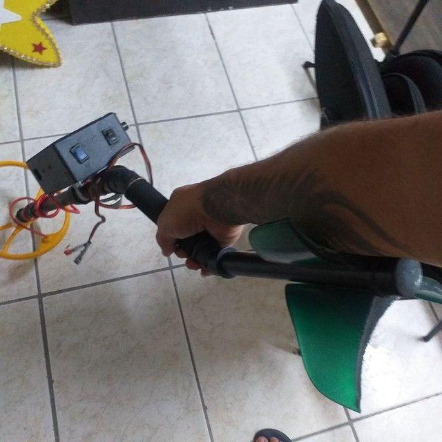 Detector de metal pouco usado - Foto 5