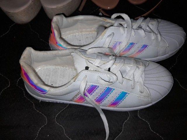 Sapatos seminovos  - Foto 4