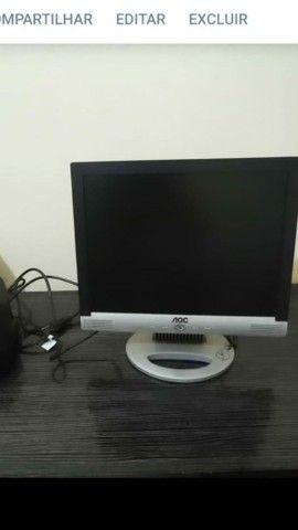 Vendo mesa e computador Windows 7 - Foto 2