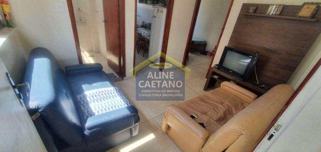 Apartamento com 1 dorm, Boqueirão, Praia Grande - R$ 155 mil, Cod: CLA22109 - Foto 10