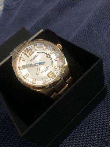 Orient relógio  - Foto 3