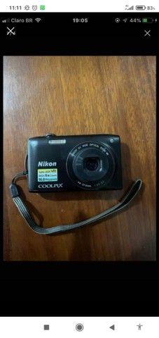 Máquina Nikon - Foto 2