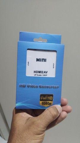 Conversor HDMI PARA RCA - Foto 3
