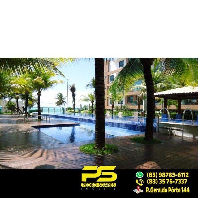 (LUXO) Cobertura com 2 qts sendo 1 suíte à venda, 130 m² por R$ 1.000.000 - Beira mar Cabo - Foto 20