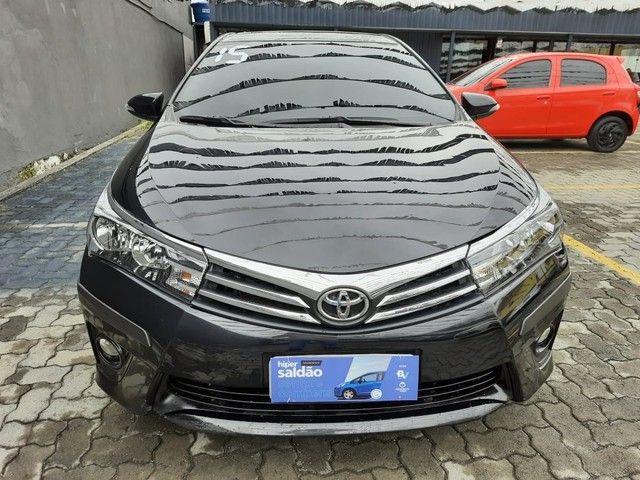 Corolla XEI 2015 2.0 com GNV 5° GERAÇÃO - Foto 2