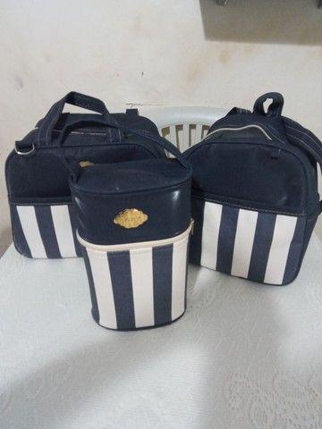 Vendo kit bolsas,kit berço vendo os dois por 250 - Foto 6