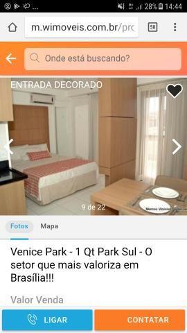 Apartamento 1 quarto venice park sul