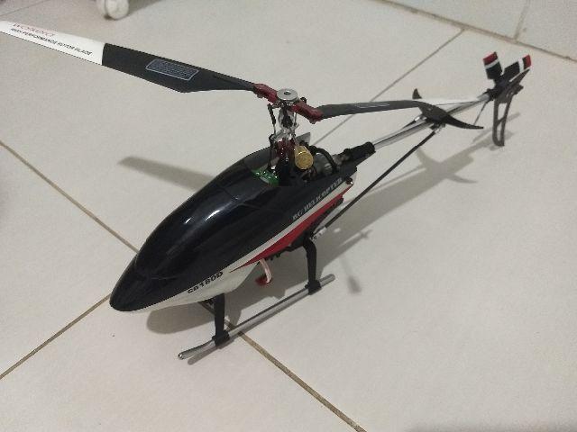 Helicóptero Walkera CB180D