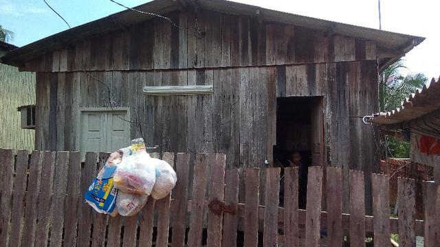 Casa com terreno amplo