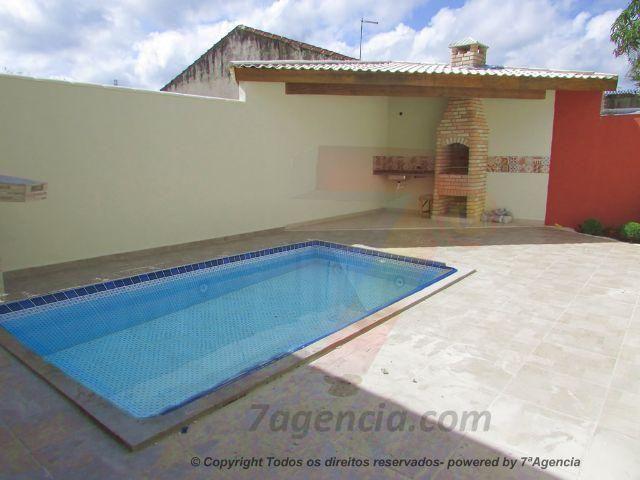 Ch90 Casa nova 2 quartos 1 suite Piscina churrasqueira Otimo Local