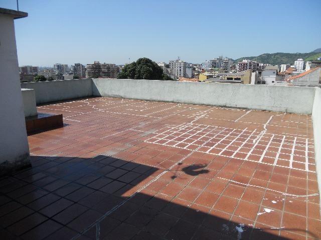 Cobertura muito ampla Méier Cachambi 3qts vaga varanda dps terração - Foto 16