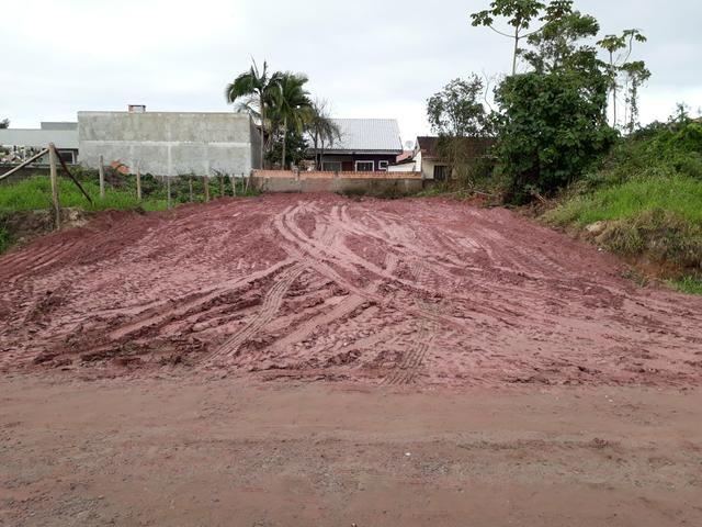 Terreno Itapoá a 100m do asfalto e 150m do mar Barra do Saí