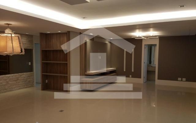 Apartamento com 3 suítes _na Ponta D'areia _vista mar com móveis planejados