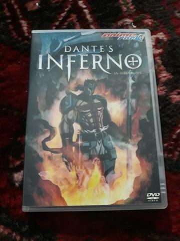 Dantes Inferno - Filme Animado