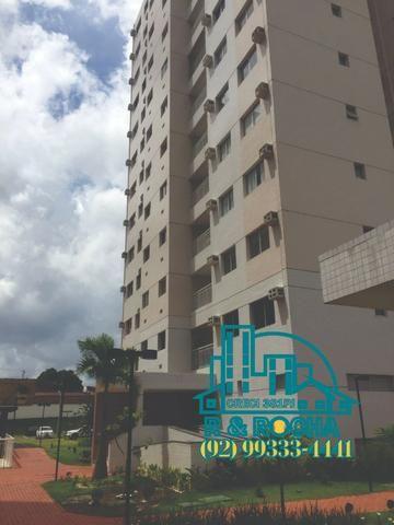 Condomínio no Dom Pedro, Paradise, 84m² 3 Quartos, 100% Pastilhado Aumentou o Desconto