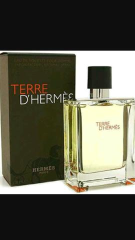 Perfume Terre D'Hermès 100ml Original