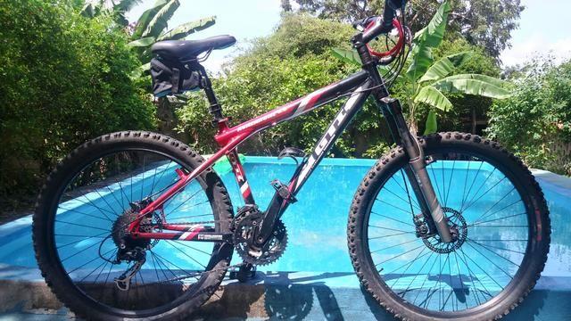 Bike GTI para trilha