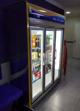 Freezer Expositor Vertical 3 portas