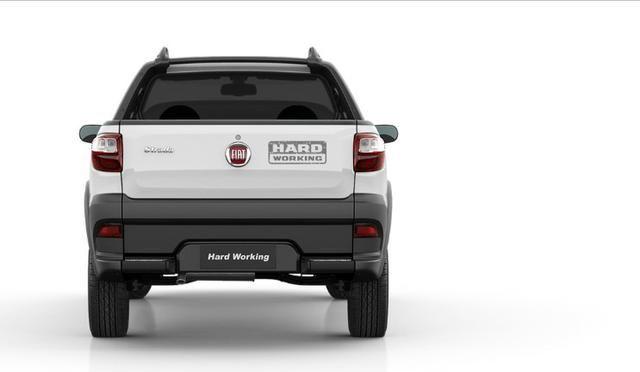 Fiat Strada Hard Working CS 1.4 Manual Flex 19/20 0km com ipva 2020 - Foto 3