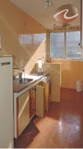 Apartamento à venda, 50 m² - jardim são dimas - são josé dos campos/sp