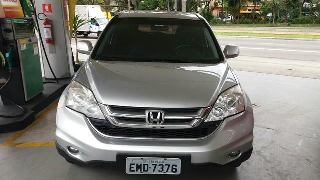 Honda CRV 4wd Exl 2010
