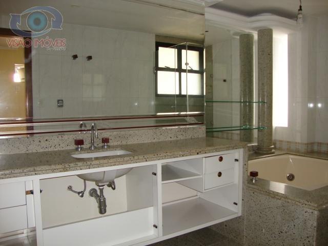 Apartamento à venda com 4 dormitórios em Jardim camburi, Vitória cod:998 - Foto 3
