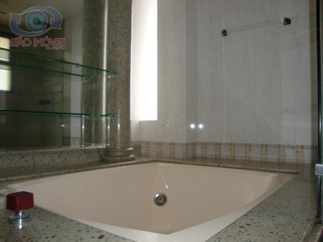 Apartamento à venda com 4 dormitórios em Jardim camburi, Vitória cod:998 - Foto 6