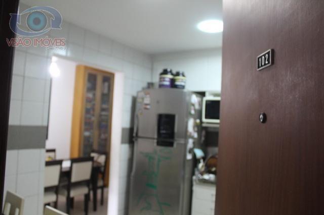 Apartamento à venda com 4 dormitórios em Santa helena, Vitória cod:1572 - Foto 8