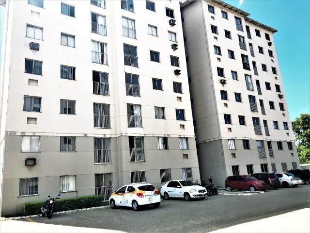 Apartamento 2 Quartos em Cond. Fechado em Jacaraípe, c Lazer compl. a poucos metros do mar - Foto 12