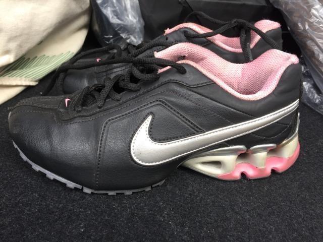 9f9919255b3 Tenis Nike shox preto e rosa - Roupas e calçados - Asa Norte ...