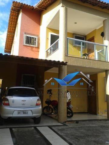 Casa à venda com 3 dormitórios em Morada de laranjeiras, Serra cod:CA172GI - Foto 3