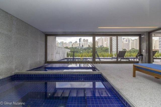 Ed. sol - apartamento alto luxo - 4 suítes - 6 vagas - vale do sereno, nova lima. - Foto 3