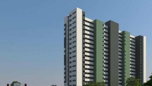 Apts quase prontos São Jorge, elevador, área de lazer completa, entrada, parc R$ 527,92! - Foto 3
