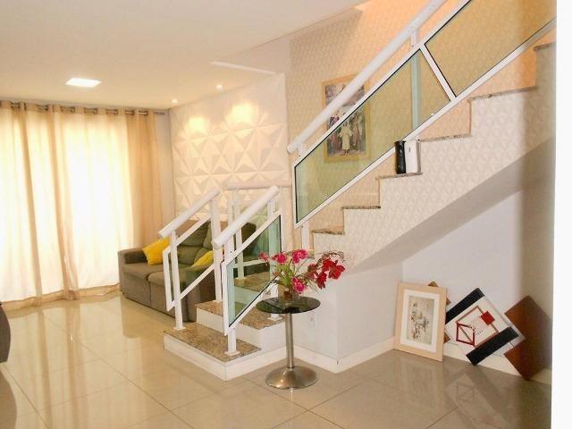 Casa Duplex em condomínio na Lagoa Redonda com 3 quartos e 2 vagas - Foto 5