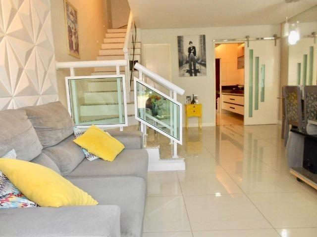 Casa Duplex em condomínio na Lagoa Redonda com 3 quartos e 2 vagas - Foto 8