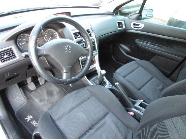 Peugeot 307 presence 48x539 sem entrada 1.6 completo - Foto 6