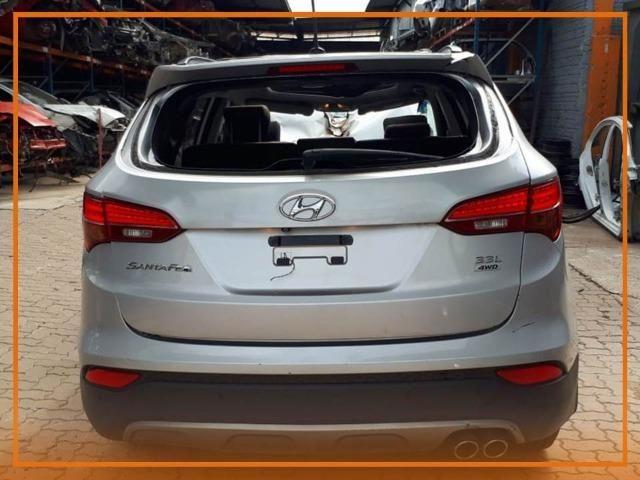 Motor Hyundai Santa Fé 3.3 270cv Gasolina V6 2015 - Foto 2