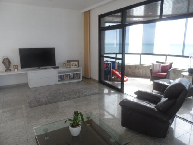 Apartamento com 4 Quartos na Beira Mar de Piedade Lazer Completo - Foto 18